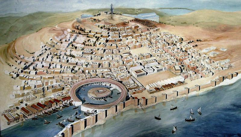hafen des alten roms kreuzworträtsel